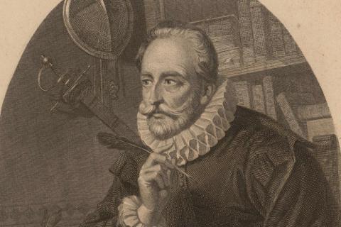 Miguel De Cervantes Saavedra Real Academia De La Historia