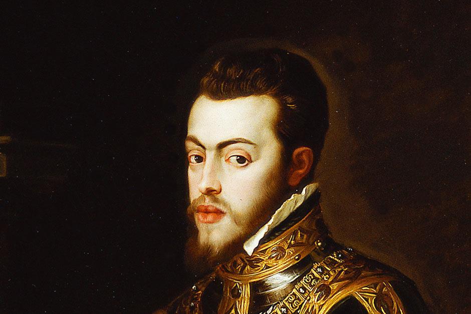 Felipe II | Real Academia de la Historia