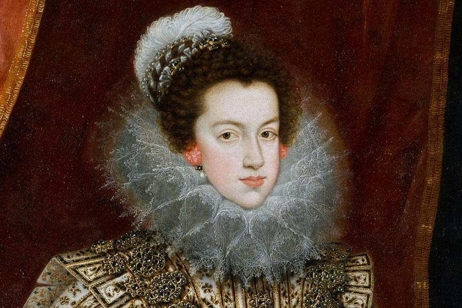 Isabel de Borbón | Real Academia de la Historia